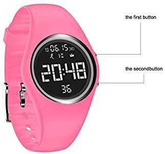 RCruning-EU Smartwatch Schrittzähler Fitness Armband ...