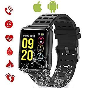 tagobee tb06 ip68 wasserdichte smart watch hd touchscreen. Black Bedroom Furniture Sets. Home Design Ideas