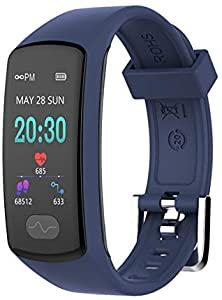 Zeerkeer Fitness Armband EKG PPG Blutdruck Monitor Fitness..